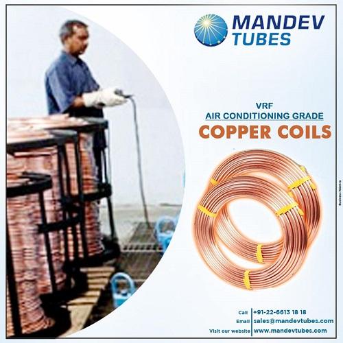 MT - ECO FLEX / MT - ECO FLEX PLUS + (Pancake Coil Copper Tubes)